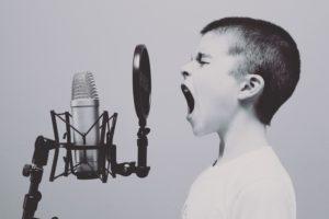 Le Nuage sonore, Pocéo, reportage sonore et biographie, la voix de votre enfant en reportage